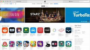 فروشگاه app store، برنامه های app store، بازی های app store