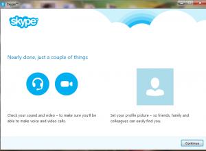 اسکایپ ، تماس صوتی و تصویری
