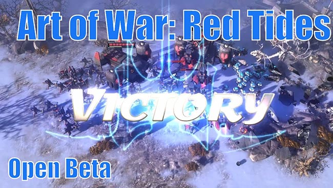 art of war : red tides