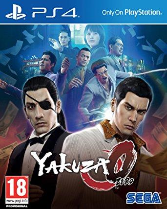 بازی Yakuza 0 برای PS4