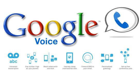 ضبط تماس ورودی با Google Voice