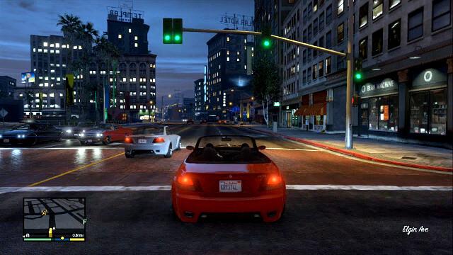 بازی GTA V در Xbox 360