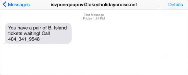 آموزش مسدود کردن تماس و SMS