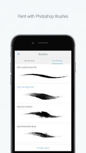 دانلود نرم افزار فتوشاپ برای ایفون