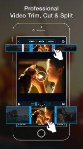 ویژگی های Crop Video Cut Videos Editor To Trim & Split Vid