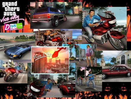 بازی سرقت بزرگ اتومبیل وایس سیتی