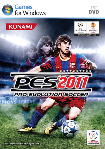 بازی PES 2011