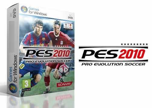 بازی PES 2010