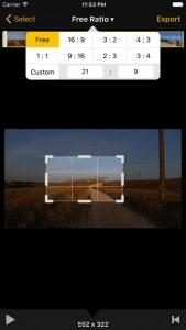 نرم افزار Video Crop  Remove unwanted areas