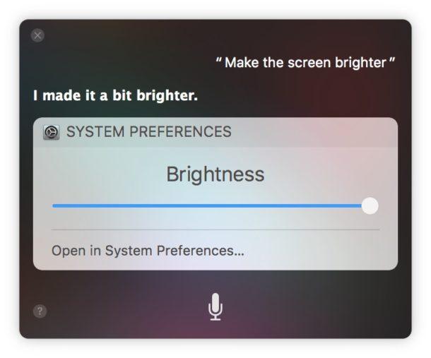 تنظیم روشنایی صفحه نمایش آی او اس