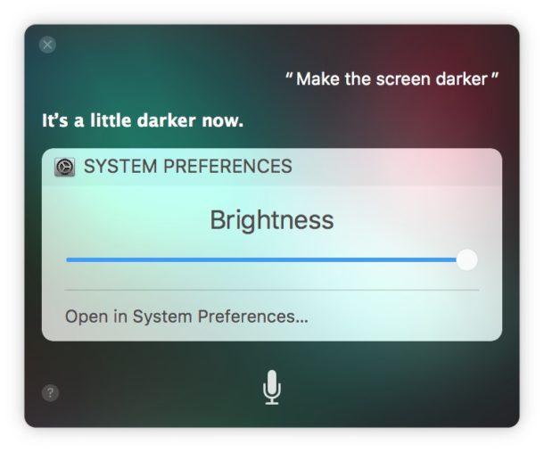 تنظیم نور صفحه نمایش ایفون