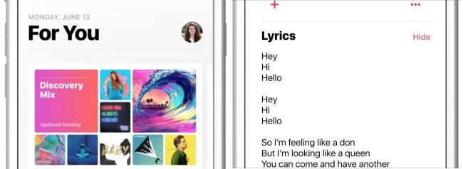اپلیکیشن اپل موزیک Apple Music