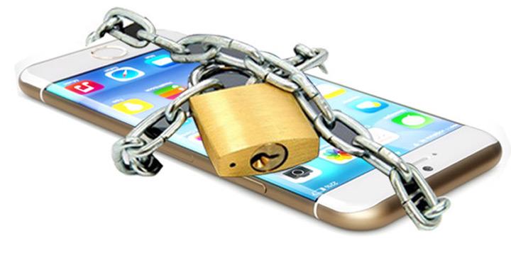تنظیمات امنیتی اپل ایفون