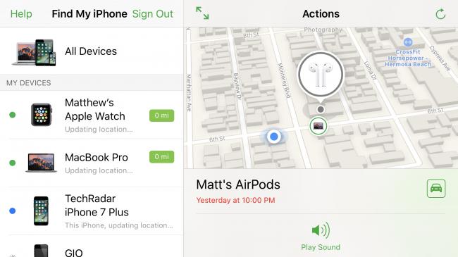 ویژگی های جدید iOS 10.3