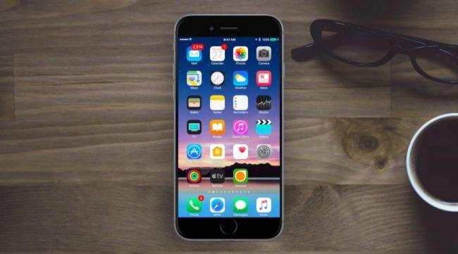 پنجمین نسخه بتای iOS
