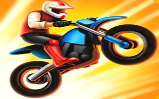 دانلود بازی موتوری Bike Rivals برای آیفون