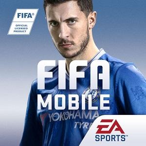 بازی فوتبال موبایل فیفا