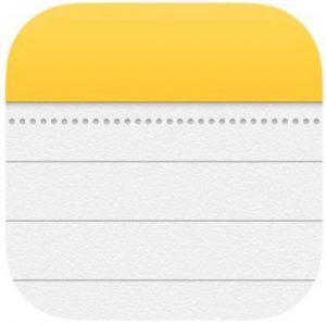 جستجوی یاداشت ها در برنامه ی Notes