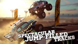 بهترین بازی ماشین مسابقه ای در جاده خاکی