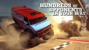 بازی ماشین مسابقه ای racing