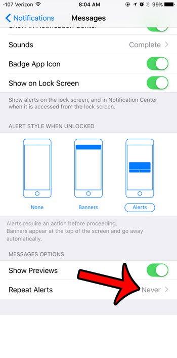 تغییر تنظیمات تکراری شده در اپل