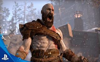 اطلاعات جدید از بازی خدای جنگ God Of War با تریلر