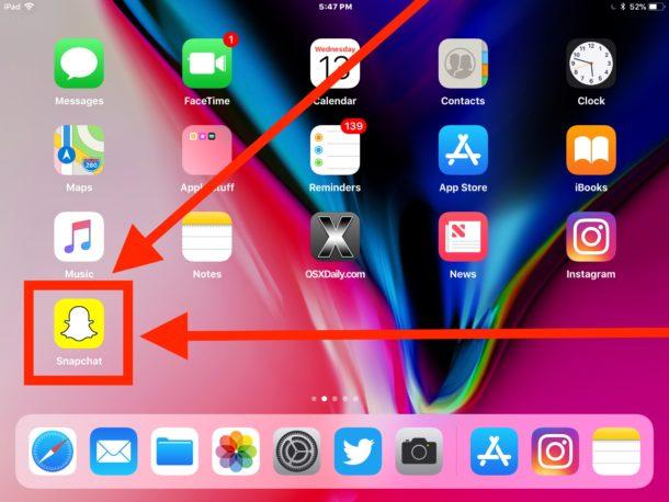 نصب برنامه های اپل در ایپد