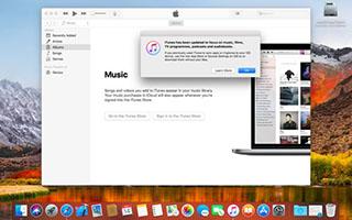 انتشار آیتونز ۱۲٫۷٫۱ را همراه با رفع مشکلات توسط اپل