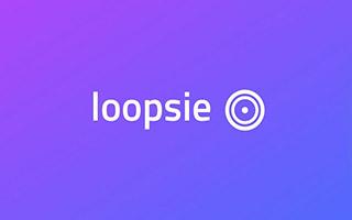 دانلود اپلیکیشن Loopsie برای ایفون و ایپد