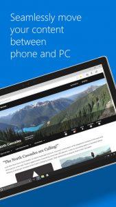 دانلود نرم افزار Microsoft Edge