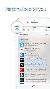 دریافت نرم افزار Microsoft Edge مرورگر اپل